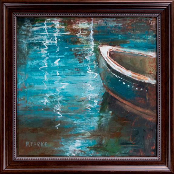 Harbor-Reflections